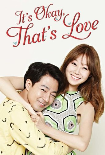 It's Okay, That's Love Poster