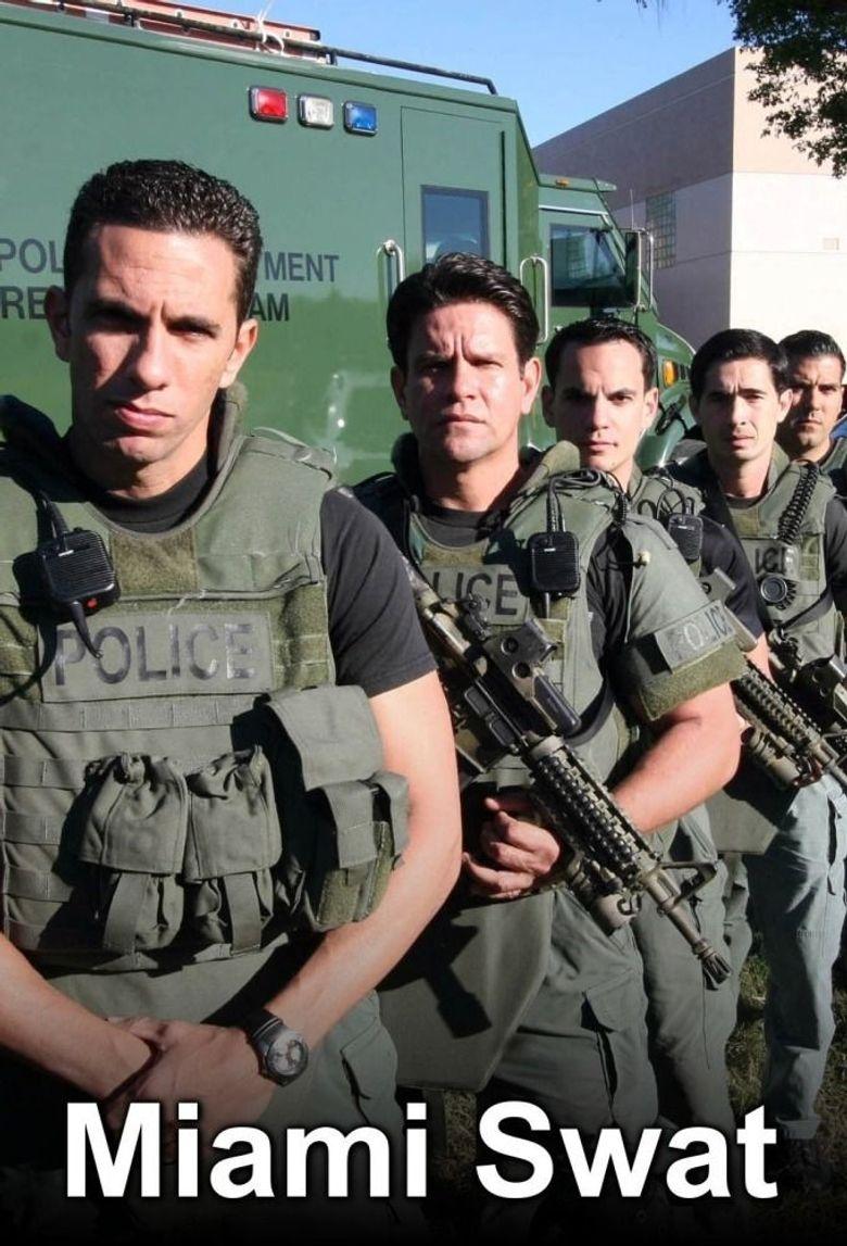 Miami Swat Poster