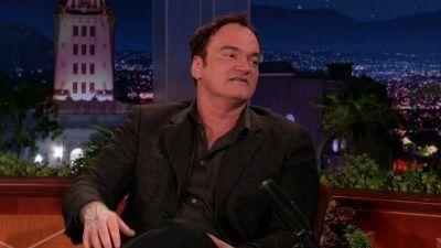 Season 01, Episode 142 Quentin Tarantino, Paul Bettany, Spoon