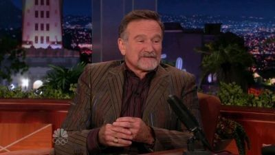 Season 01, Episode 144 Robin Williams, Barry Manilow