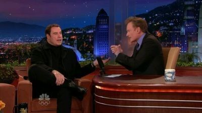 Season 01, Episode 116 John Travolta, Rod Stewart