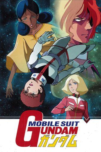 Mobile Suit Gundam Poster