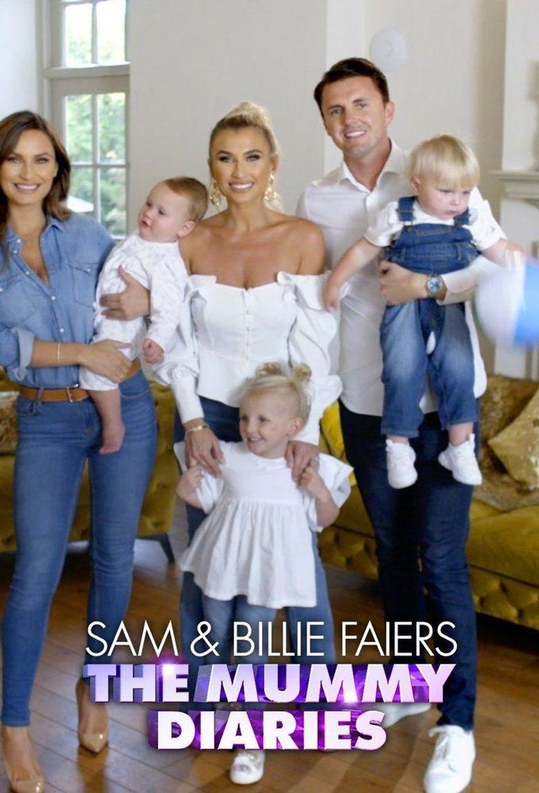 Sam & Billie Faiers: The Mummy Diaries Poster