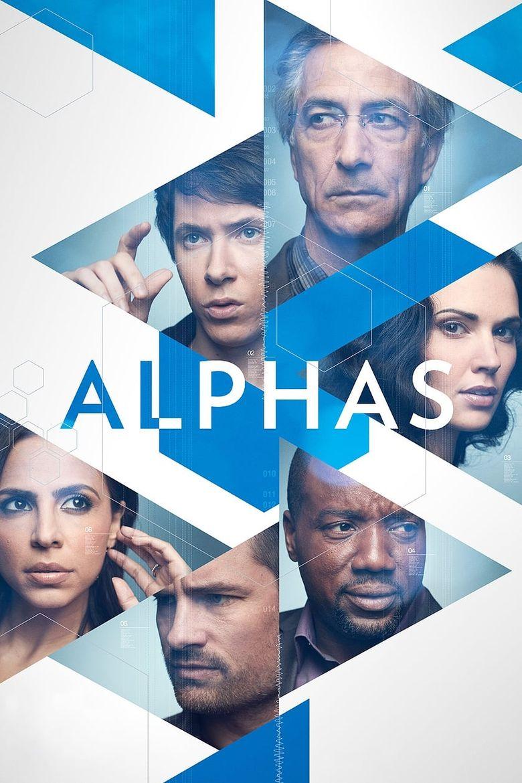Alphas Poster