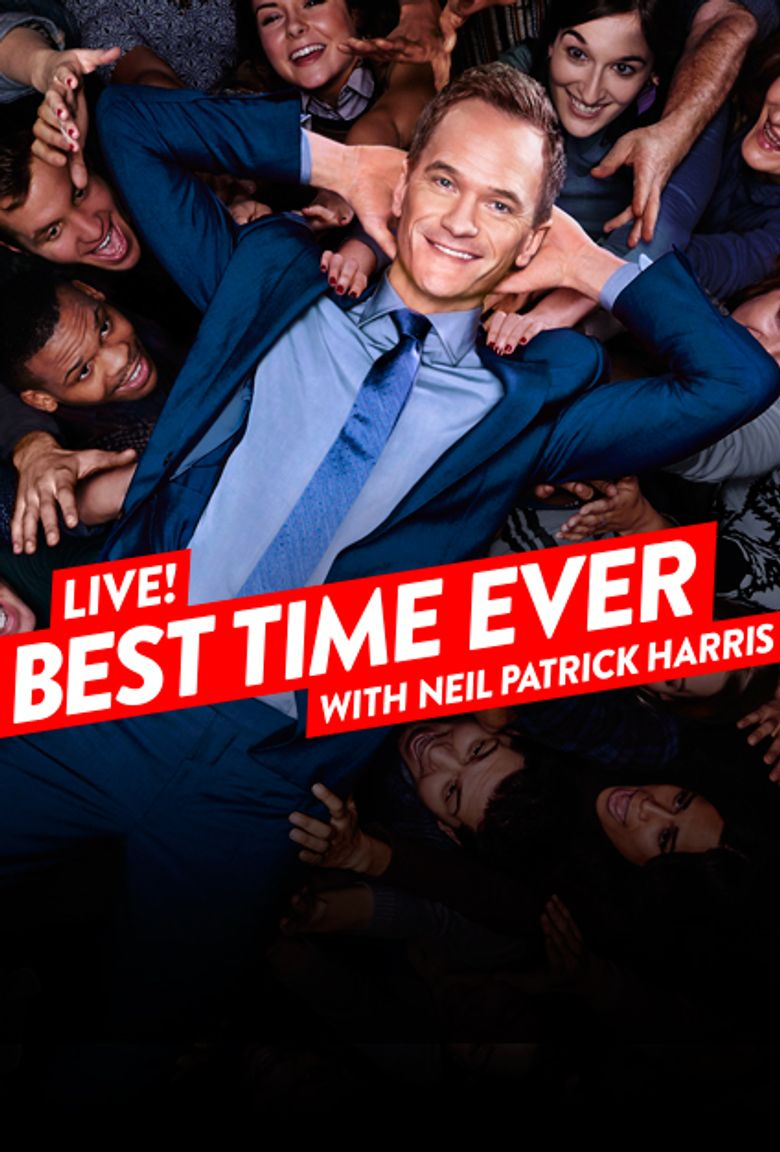 Best Time Ever with Neil Patrick Harris Poster