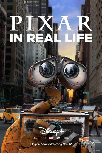 Pixar in Real Life Poster