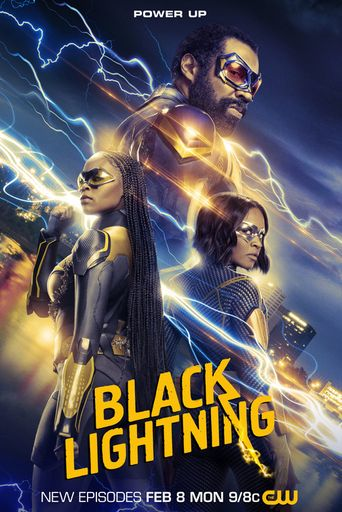 Watch Black Lightning