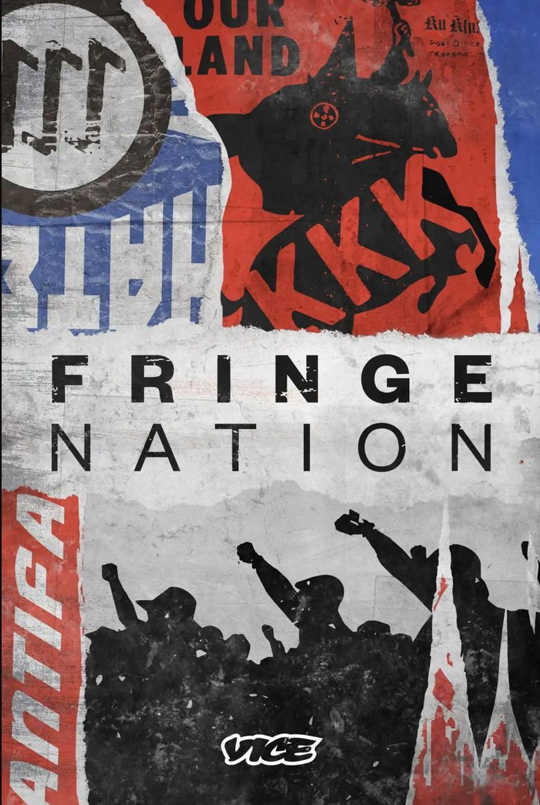 Fringe Nation Poster