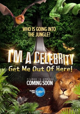 I'm a Celebrity: Get Me Out of Here! Poster