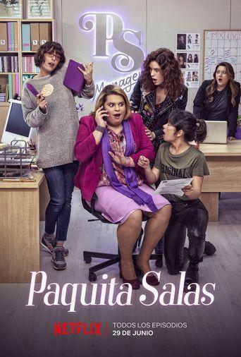 Paquita Salas Poster