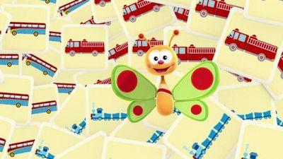 Season 01, Episode 02 Toys / Transportation
