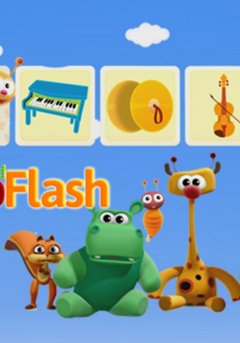 Flip and Flash Poster