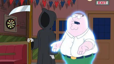 Season 09, Episode 10 Friends of Peter G.
