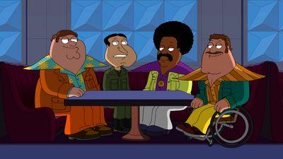 Season 16, Episode 16 'Family Guy' Through The Years