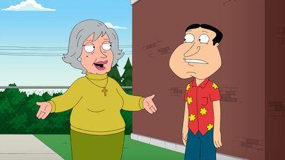 Season 13, Episode 10 Quagmire's Mom
