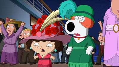 Season 13, Episode 07 Stewie, Chris & Brian's Excellent Adventure