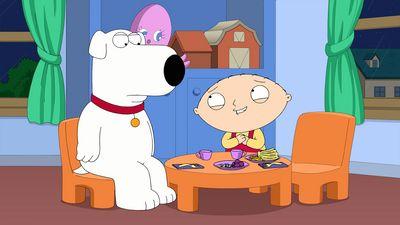 Season 13, Episode 12 Stewie Is Enceinte