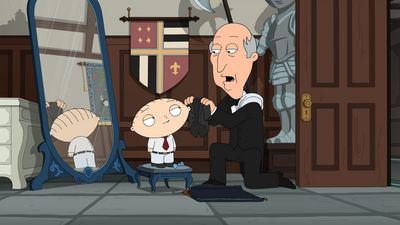 Season 12, Episode 21 Chap Stewie
