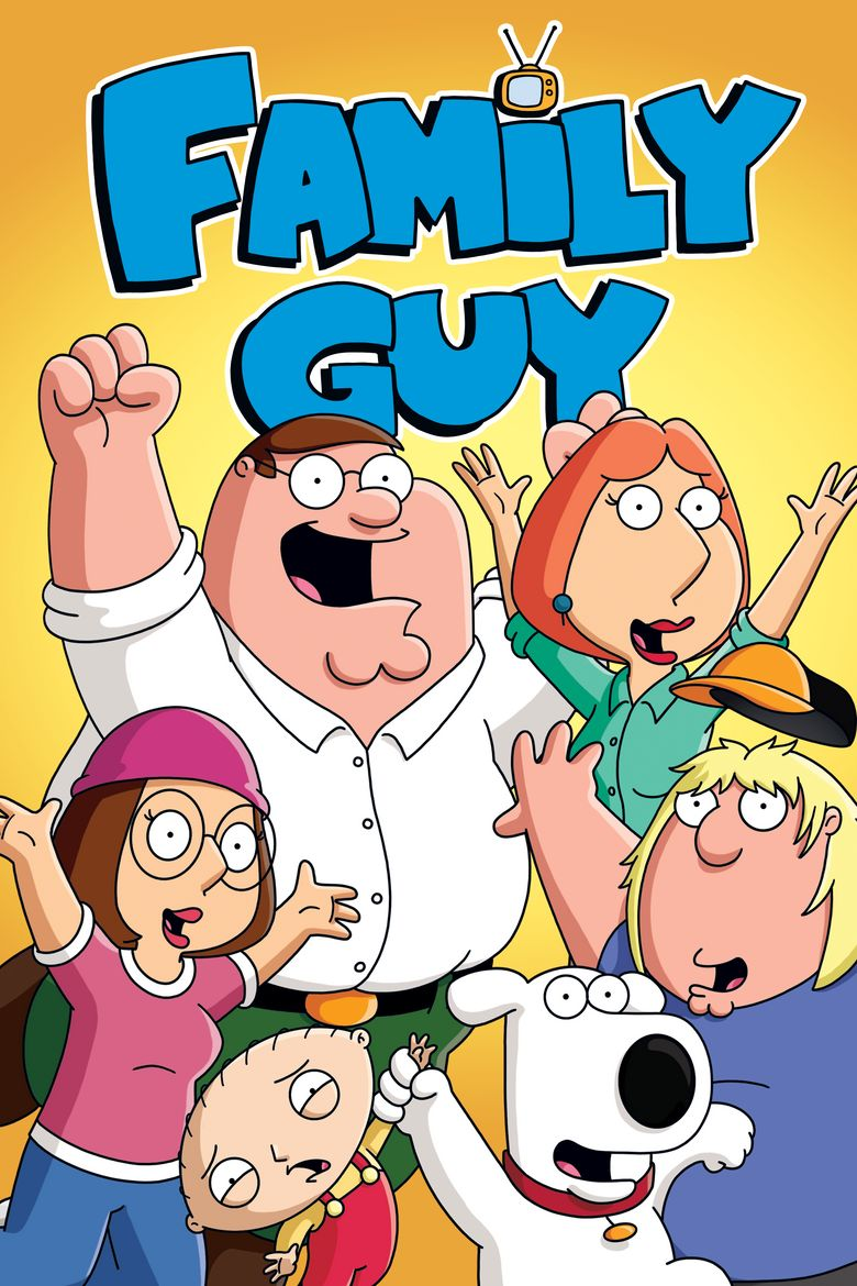is family guy on hulu