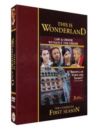 This Is Wonderland Poster
