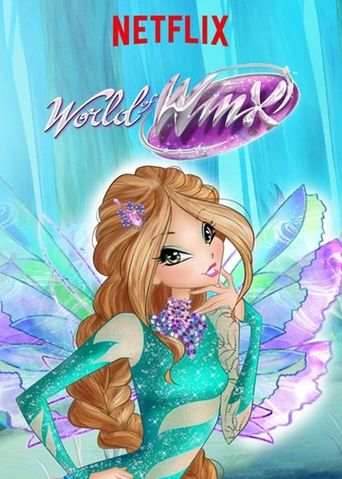 World of Winx Poster