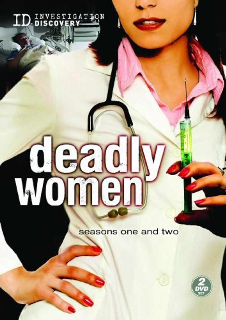 Deadly Women Poster