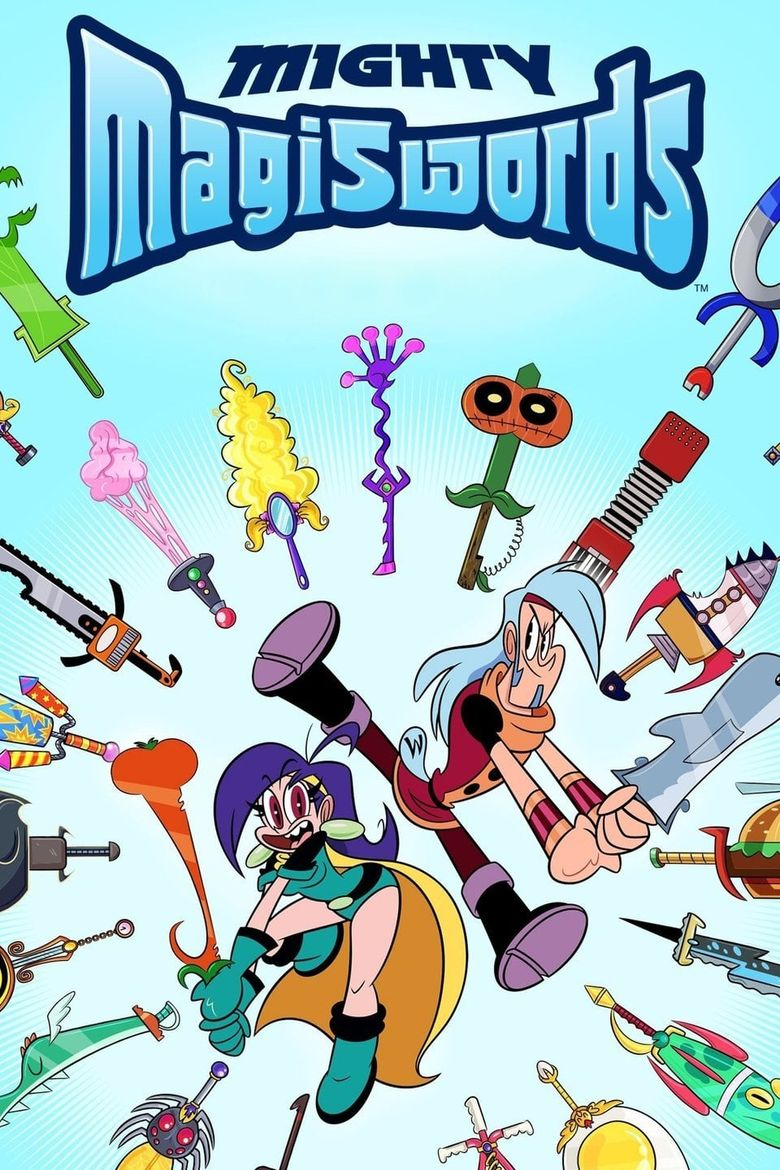 Mighty Magiswords Poster