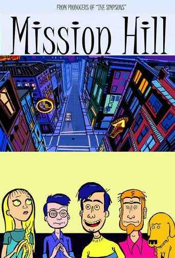 Mission Hill Poster