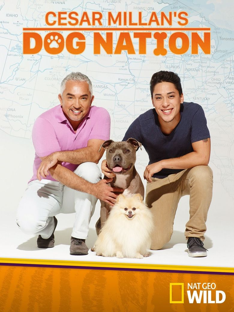 Cesar Millan's Dog Nation Poster