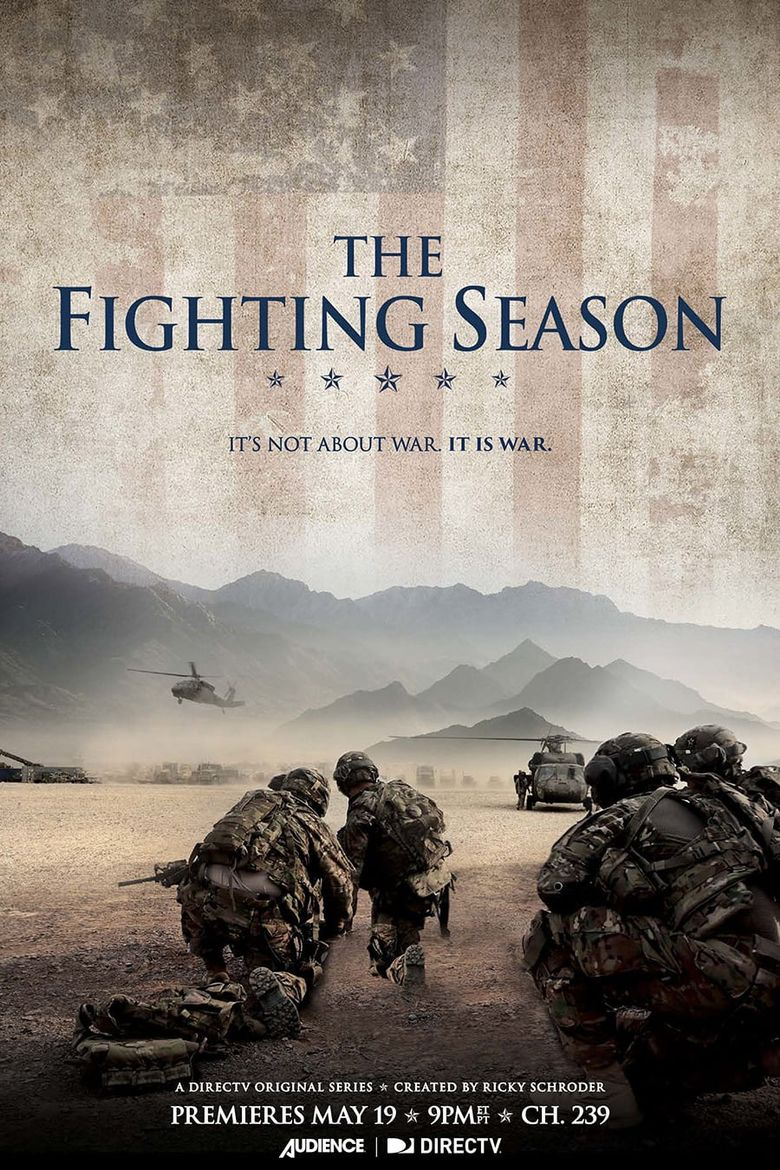 The Fighting Season Poster