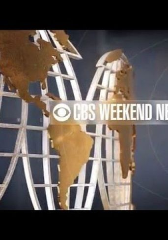 CBS Weekend News Poster