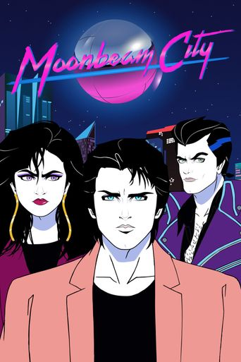 Moonbeam City Poster