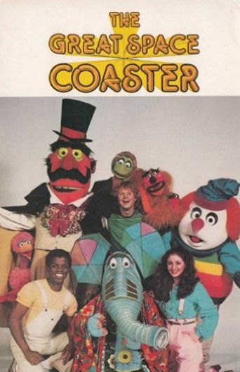 The Great Space Coaster Poster