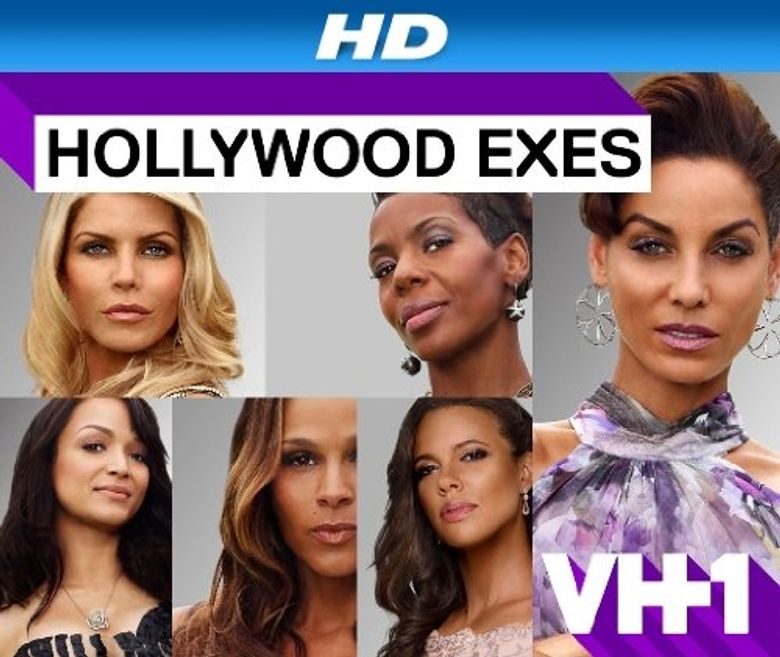 Hollywood Exes Poster