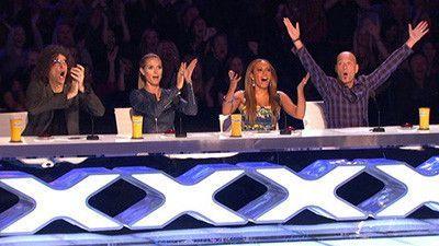 Season 08, Episode 03 Hopefuls perform for the judges (2)
