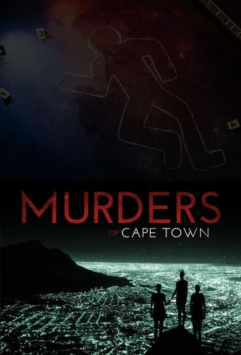 Murders of Cape Town Poster