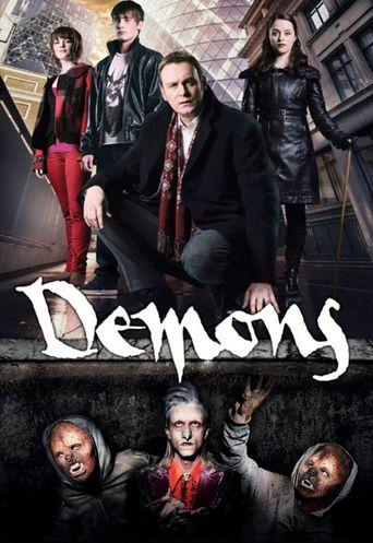 Demons (The Last Van Helsing) Poster