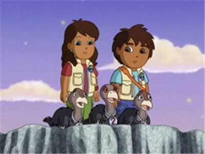 Season 01, Episode 06 Three Little Condors