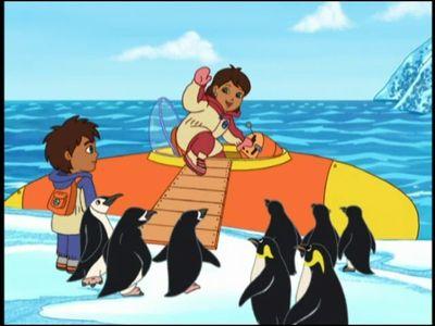 Season 01, Episode 07 Pepito's Penguin School
