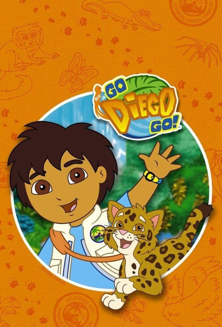 Go, Diego, Go! Poster