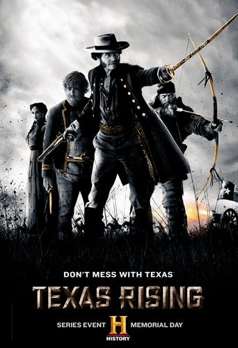 Watch Texas Rising