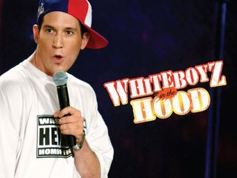 White Boyz in the Hood Poster