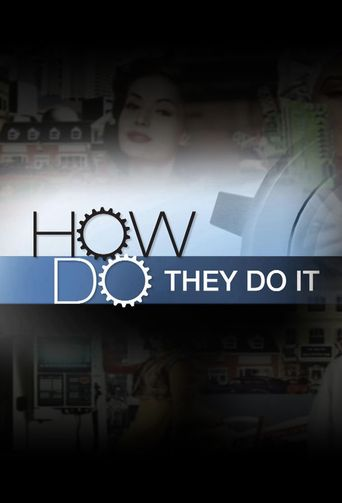 How Do They Do It? Poster