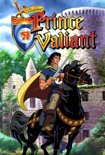 Watch The Legend of Prince Valiant