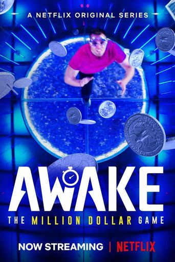 Awake: The Million Dollar Game Poster