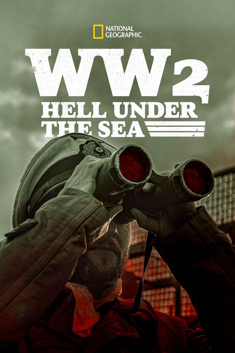 WW2: Hell Under the Sea Poster