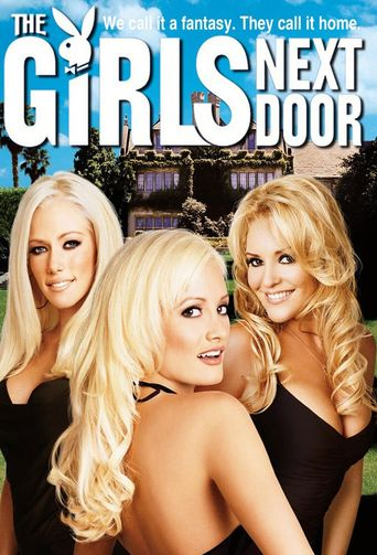 The Girls Next Door Poster
