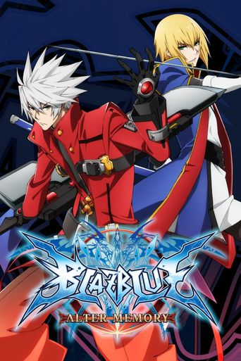 BlazBlue Alter Memory Poster