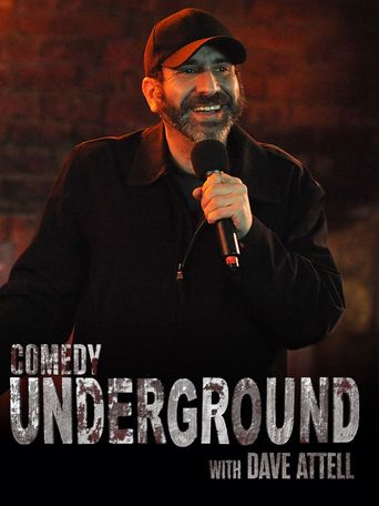 Watch Comedy Underground with Dave Attell