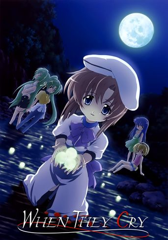 Higurashi When They Cry Poster